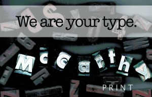 MCP_We are your type